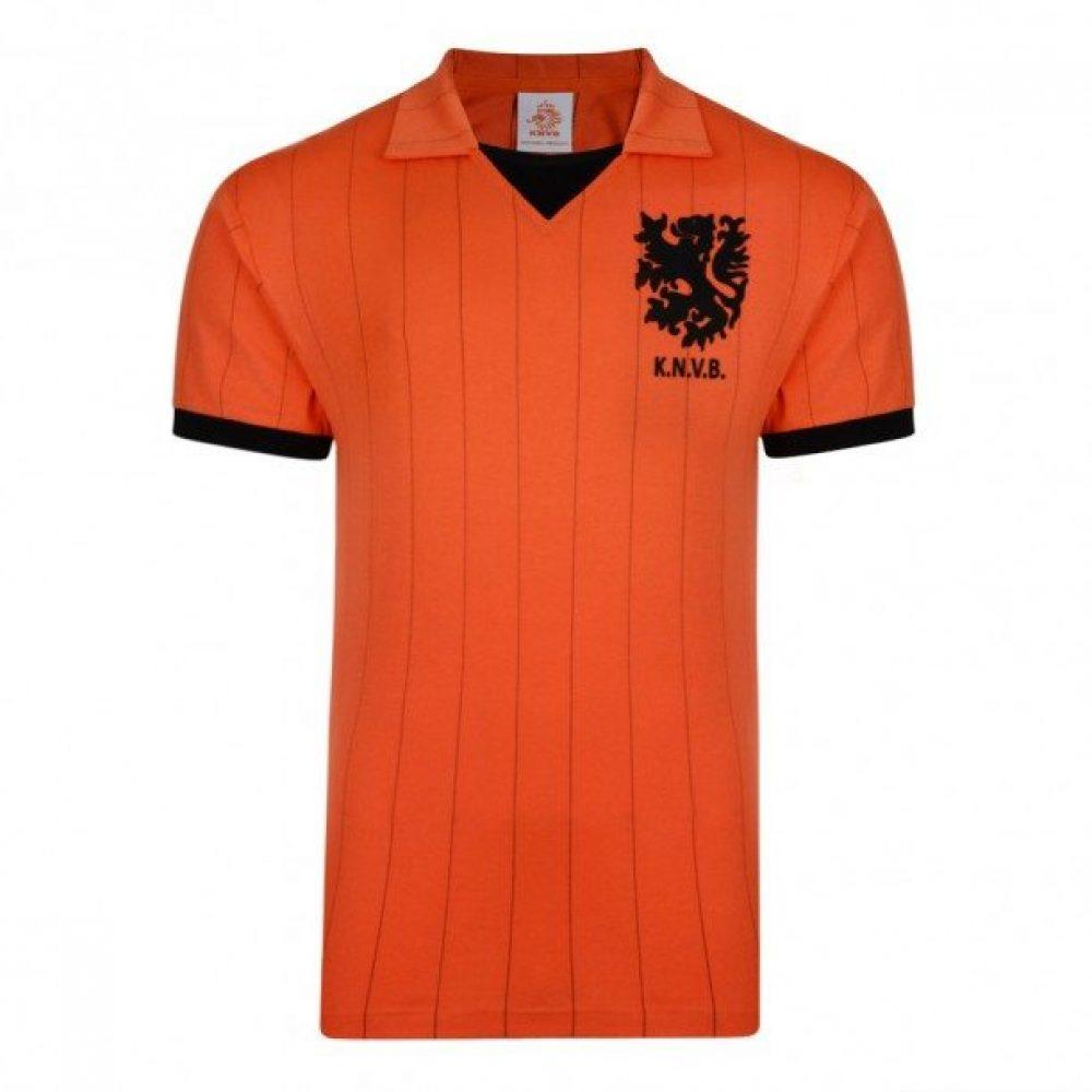 Nederland retro shirt 1983 (HOLL83HSSLF)