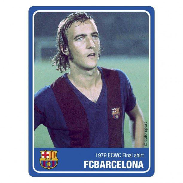 Barcelona retro shirt 1978-1979 (BARCA79HECWCSS)