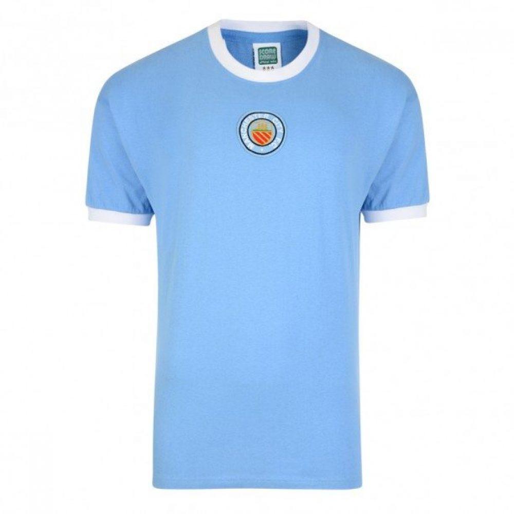 Manchester City retro shirt 1969-1970 (MANC70H8SS)