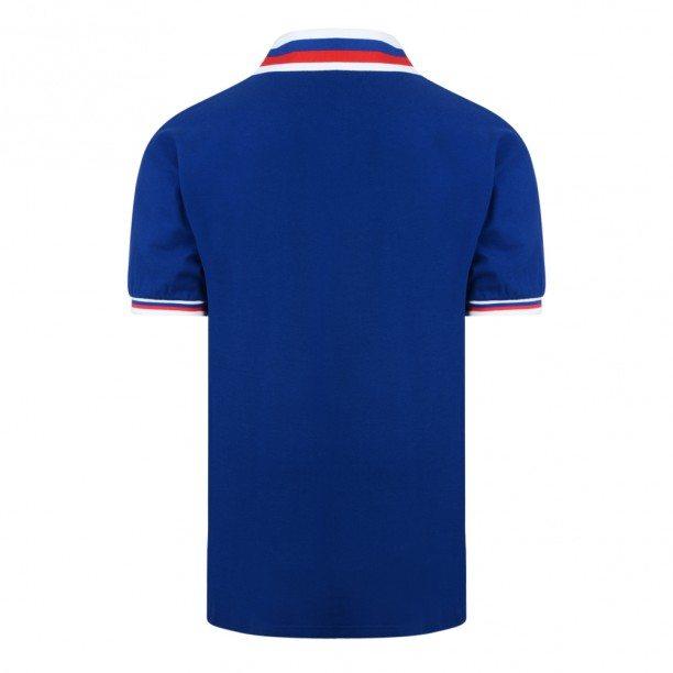 Rangers retro shirt 1981 Scottish Cup (RANG81HSCFPKSS)