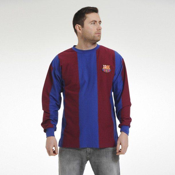 Barcelona retro shirt 1973-1974 (BARCA74HLS)
