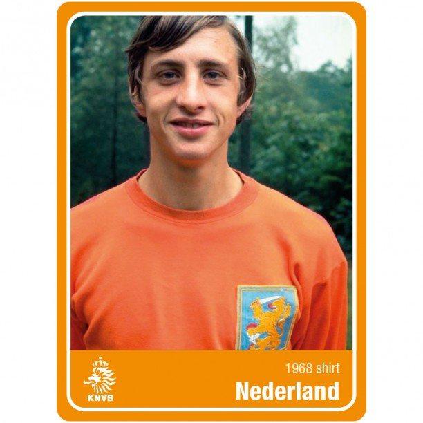 Nederland retro shirt 1968 (HOLL68HLSLF)