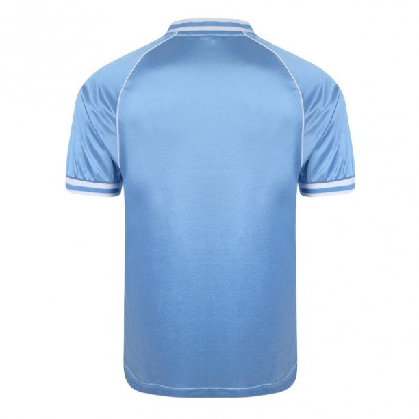 Manchester City retro shirt 1982-1983 (MANC82HPCSS)