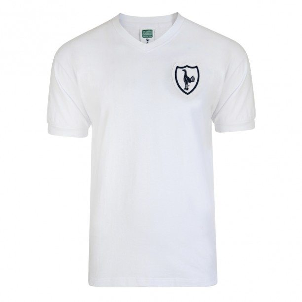 Tottenham Hotspur retro shirt 1961-1962 (SPURS62H8SS)