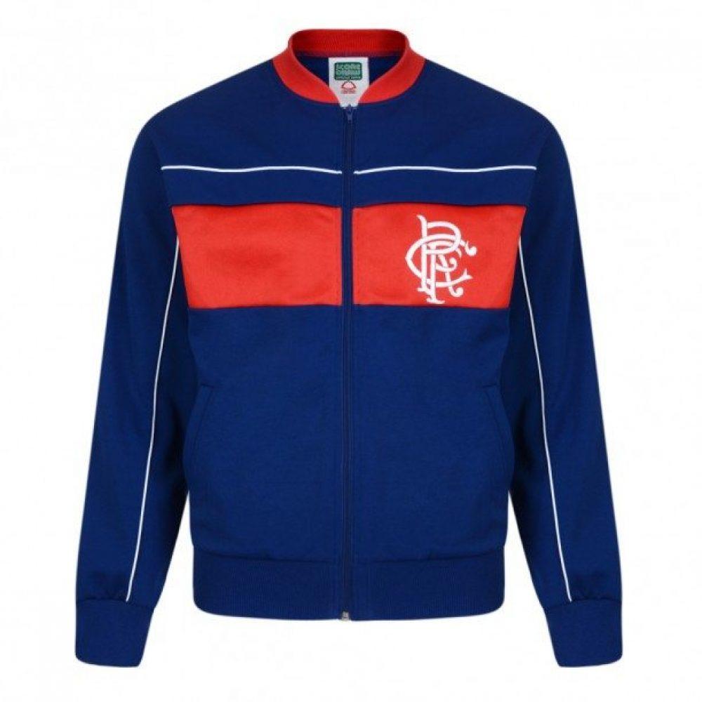 Rangers retro trainingsjack 1984 (RANG84HTJ)