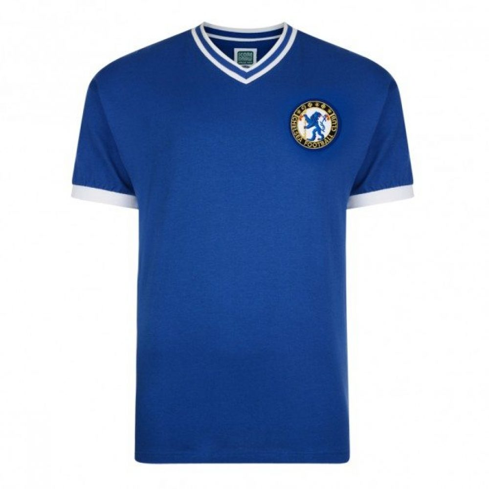 Chelsea retro shirt 1960-1961 (CHEL60H8SS)