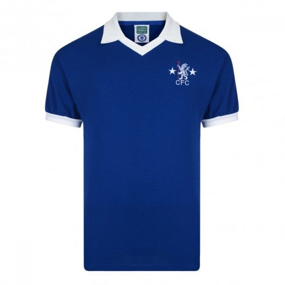 Chelsea retro shirt 1976-1977 (CHEL76HPKSS)
