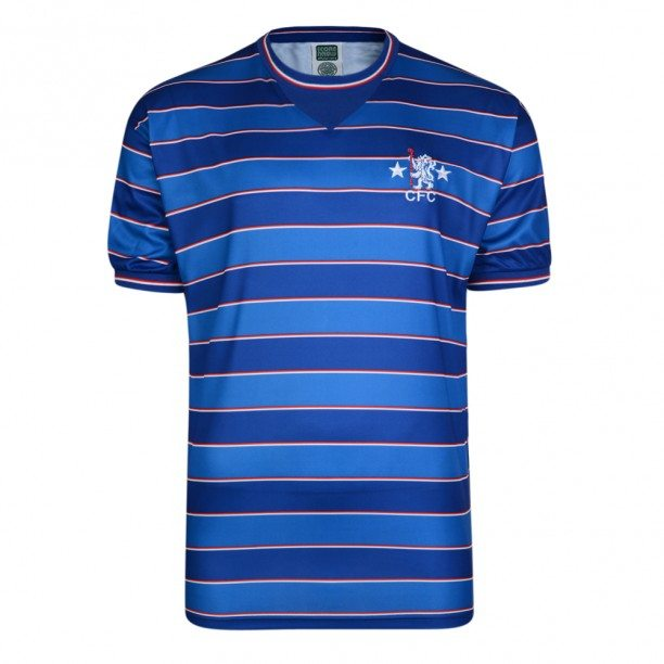 Chelsea retro shirt 1983-1984 (CHEL84HPYSS)