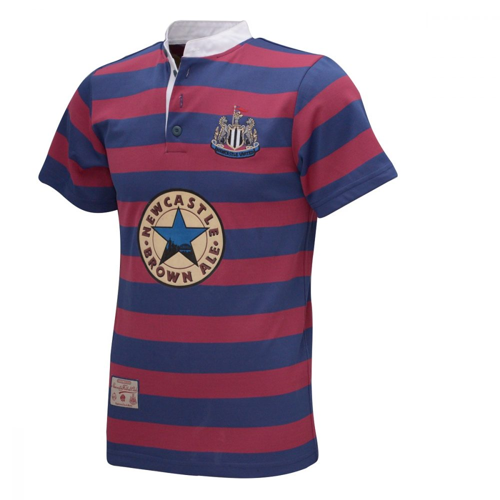 newcastle-united-retro shirt